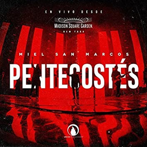 CD Miel San Marcos - Pentecostes