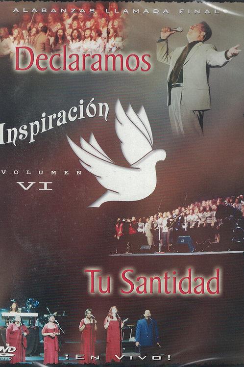 DVD Inspiracion 6