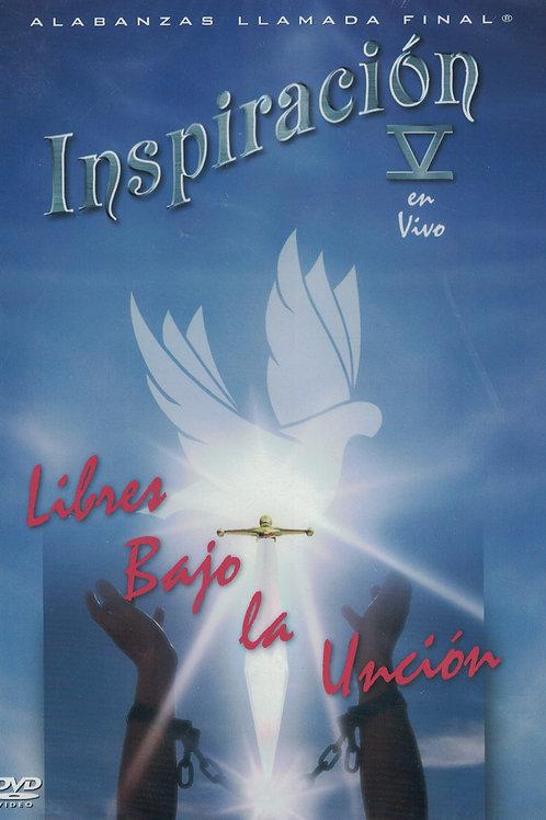 DVD Inspiracion5