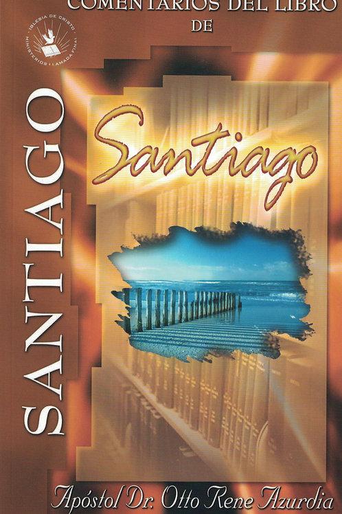 Libro Santiago