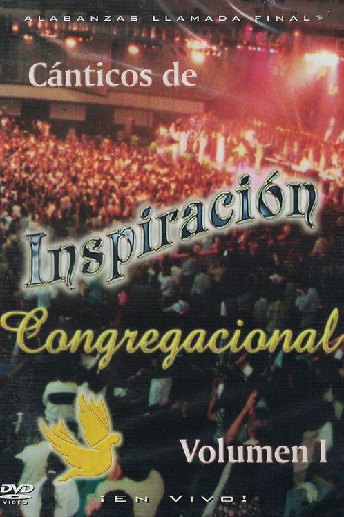 DVD Inspiracion Congregacional 1