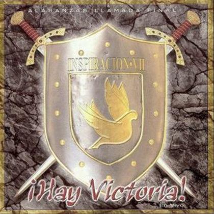 CD Inspiración Vol.7 - Hay Victoria
