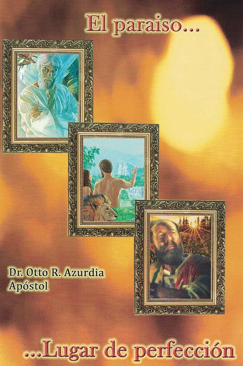Libro El paraíso ... Lugar de perfección