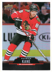 Patrick Kane Upper Deck Tims 2020 88 Fro