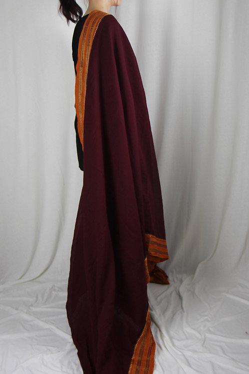 Baumwolle Sari