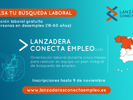 Lanzadera Conecta Empleo en Logroño