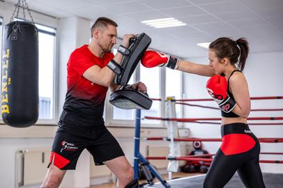 Duo Training für MMA, Thai- & Kickboxen, Wing Combat, BJJ, Wing Weapon und Yoga & Fitnesskurse