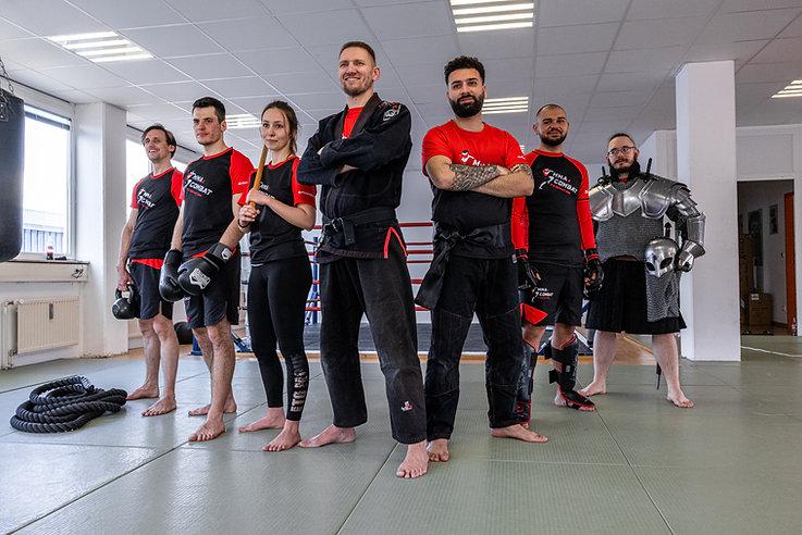 Der Verband für MMA, Thai- & Kickboxen, Wing Combat, BJJ, Wing Weapon und Yoga & Fitnesskurse