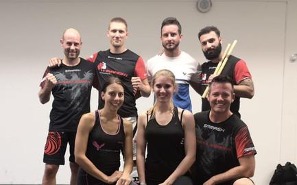 Team für MMA, Thai- & Kickboxen, Wing Combat, BJJ, Wing Weapon, Kampfsport und Yoga & Fitnesskurse in Nürnberg