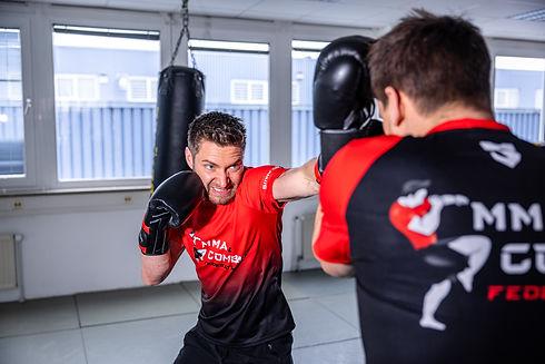 MMA und Muay Thai Training