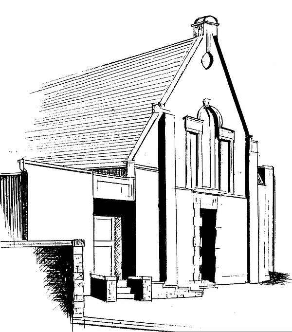 Currie local history. Gobson Craig Hall