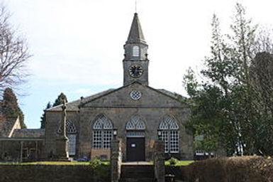 Currie Kirk, Midlothian