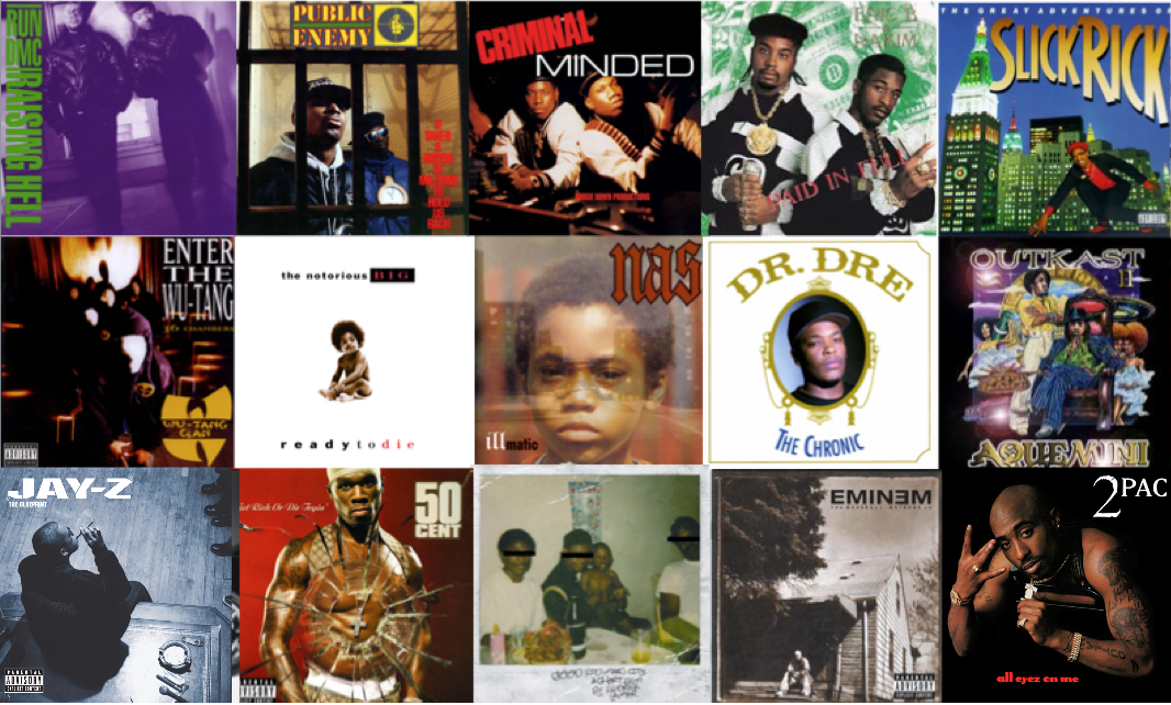The Top Ten Hip Hop Albums of All Time
