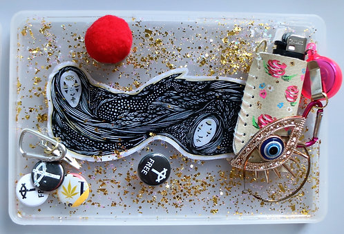 Two Spirit - Rolling tray