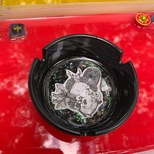 al locate $ drips - mini ashtray