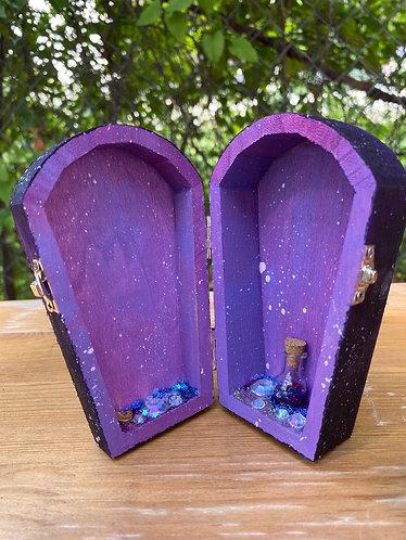 Purple Potion Portal box