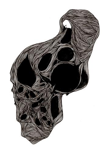Life Breeds Death, Print