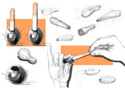 Inhaler Design Sketches