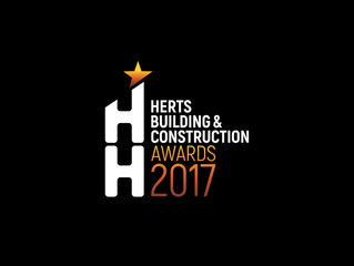 Entries open for the Hertfordshire Building & Construction Awards 2017 - Nominate Now