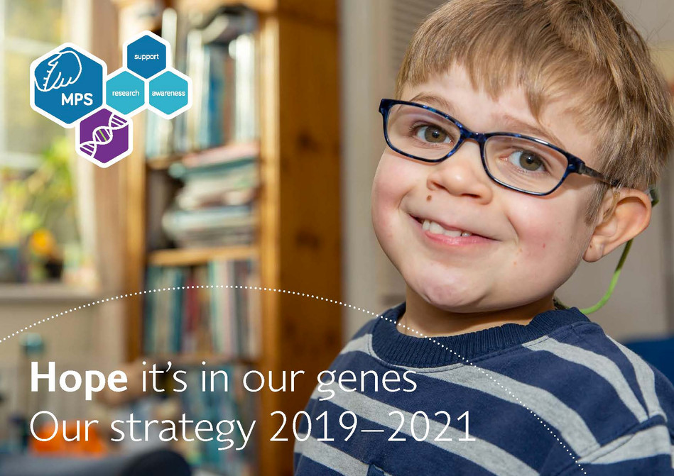 Hope its in our genes our strategy 2019- 2021