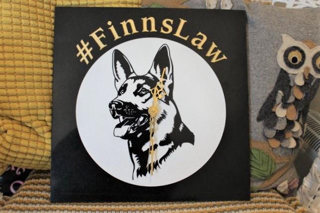 #Finnslaw clock.JPG