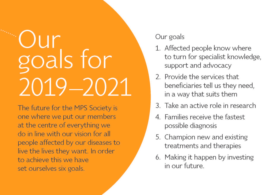 Our Goals for 2019-2021