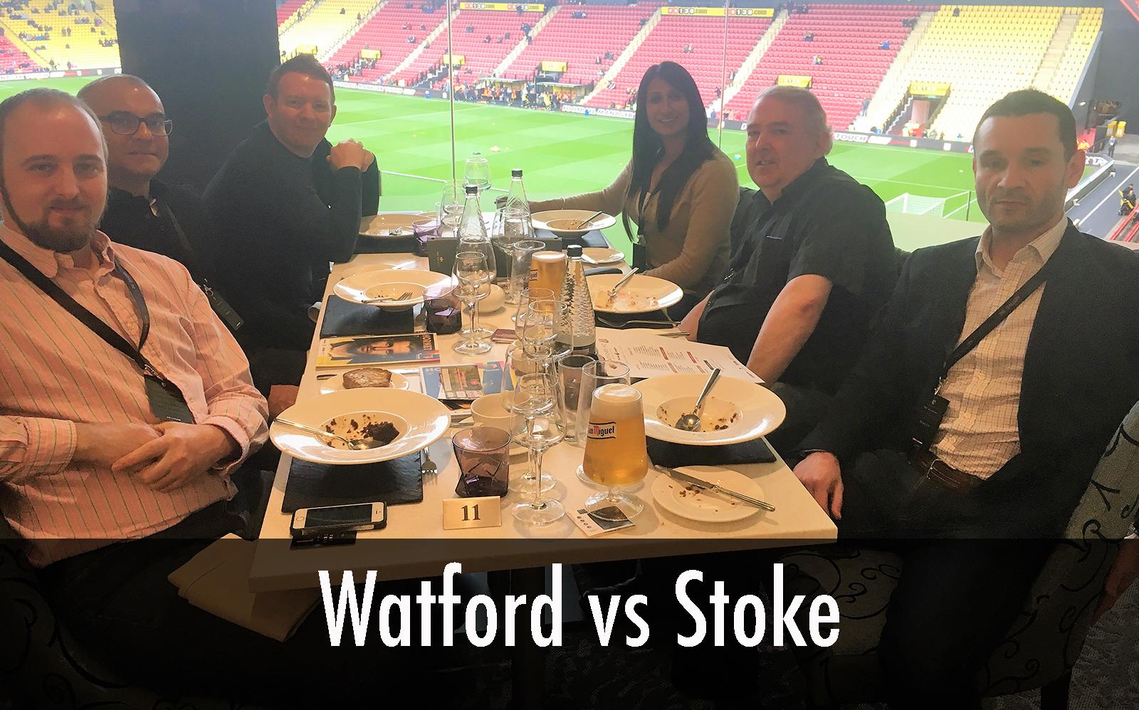 Watford vs Stoke