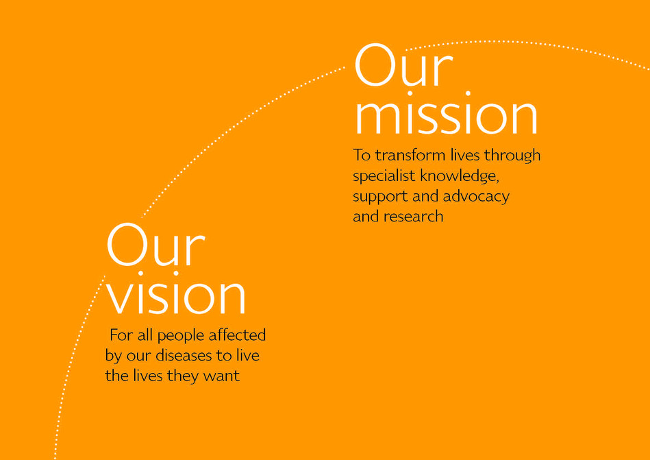 Our Vision, Our Mission