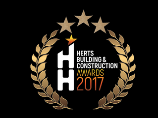 AIM deliver outstanding Hertfordshire Building & Construction Awards 2017