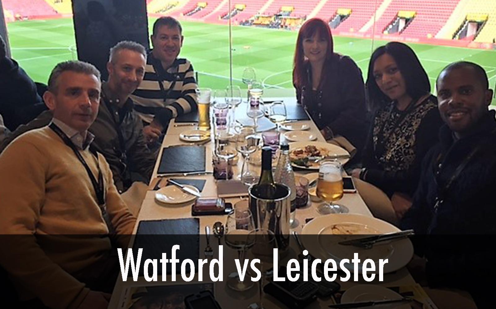 Watford vs leceister