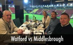Watford vs Middlesbourgh