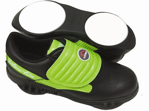 MENS EXPRESS ULTRA LITE SHOES - LIME