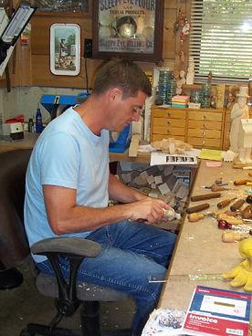 Van Kelly Woodcarving