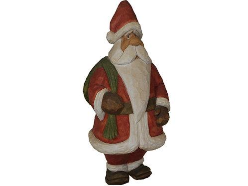 Traditional Plump Santa