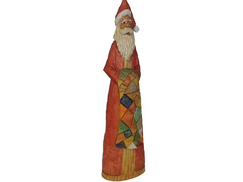 Quilt Santa