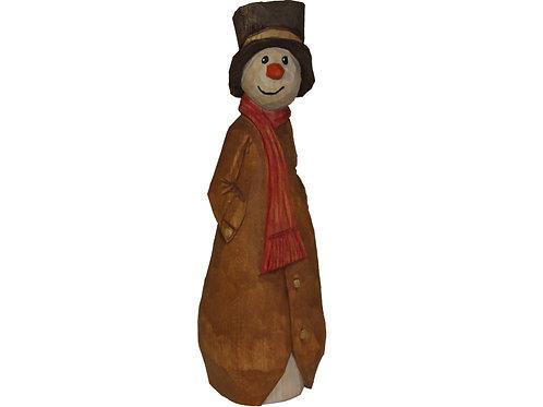 Grinning Snowman