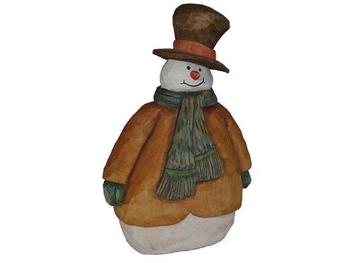 Wide Snowman