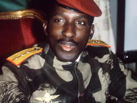 O legado histórico de Thomas Sankara