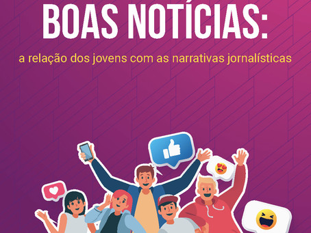 E-book traz dados sobre a relação dos jovens com as notícias jornalísticas