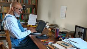 Colunista Dr. Antonio Carlos Tarquínio  fala sobre seu doutorado