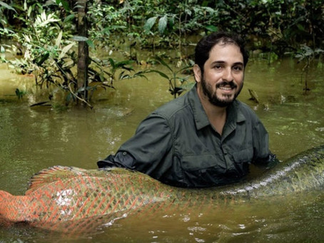 Biólogo brasileiro recebe prêmio 'Heróis do Meio Ambiente'