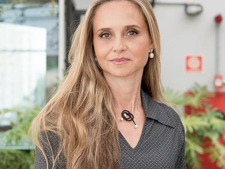 Brasileira recebe Prêmio Humanitário 2020