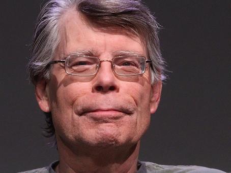 Stephen King doa dinheiro para jovens publicarem os próprios livros