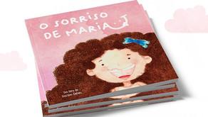 O sorriso de Maria: Livro infantil aborda como tema principal a fissura labial