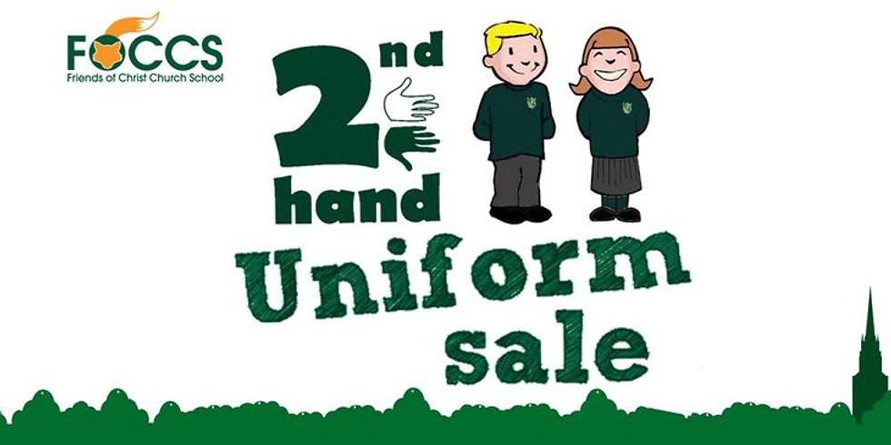 Secondhand uniform sale