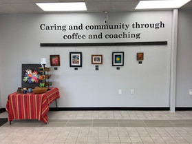 Caring and Community Through Coffee
