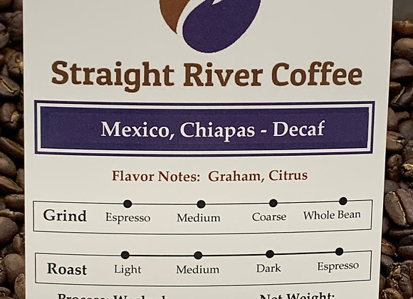 Mexico, Chiapas, Decaf