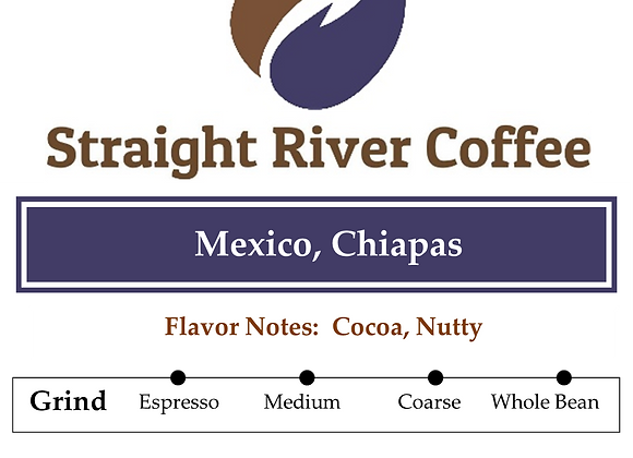 Mexico, Chiapas, Decaf