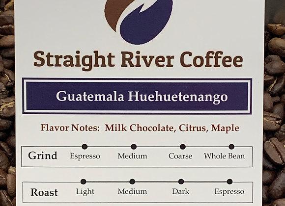 Guatemala, Huehuetenango