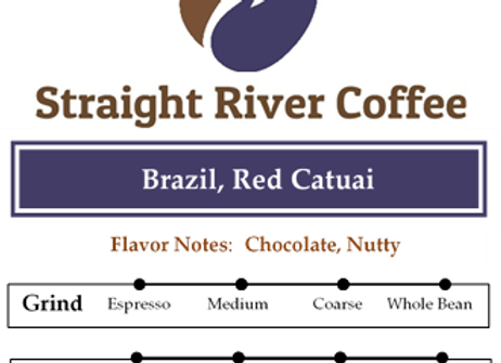 Brazil Red Catuai